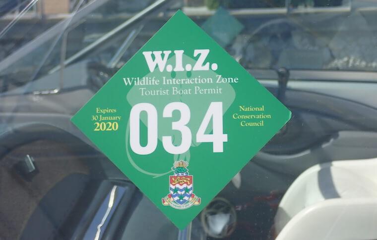 Wildlife Interaction Zone Tourist Permit